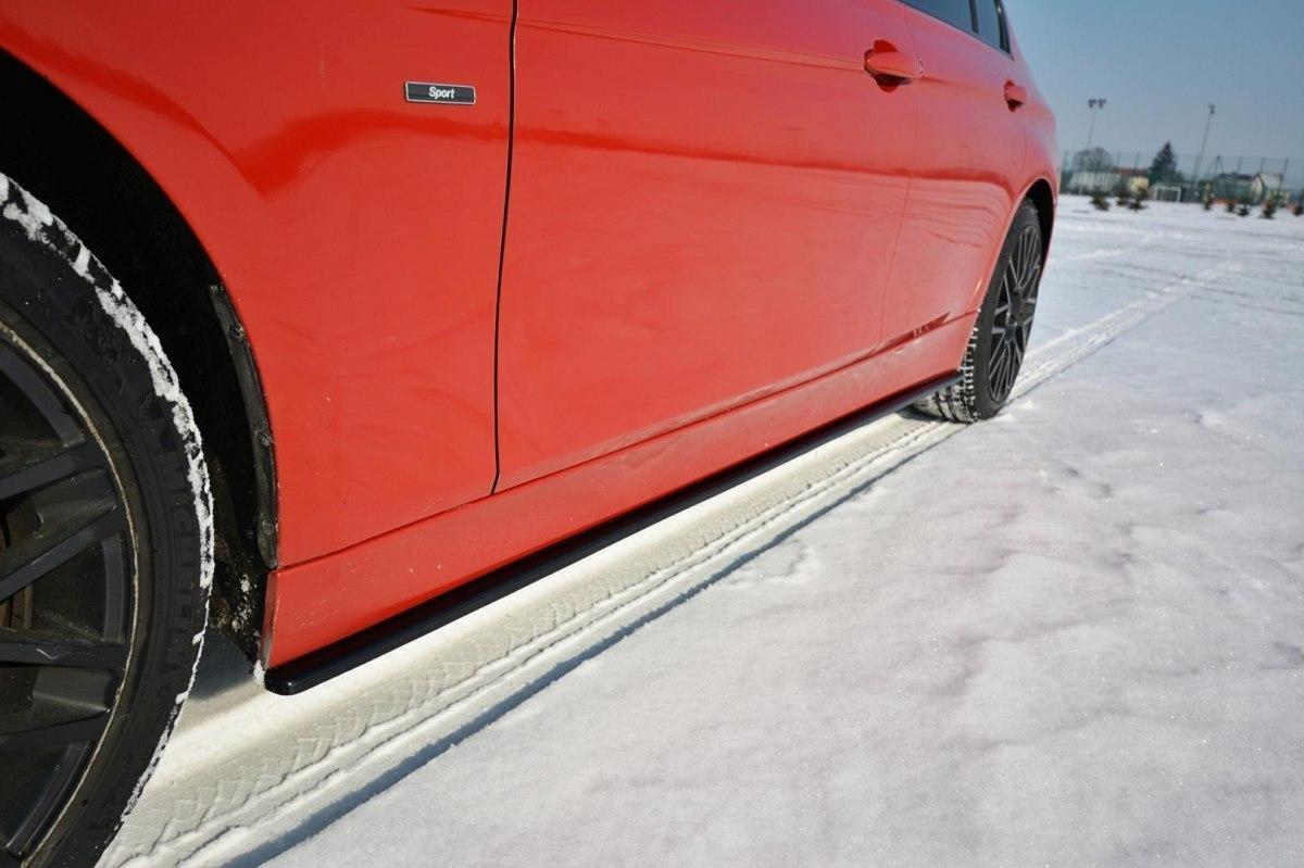 Dokładki Progów BMW 3 F30 - GRUBYGARAGE - Sklep Tuningowy